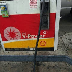 Photo taken at Shell by Chris Z. on 9/15/2012