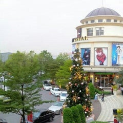 Photo taken at The Crystal (เดอะ คริสตัล) by Wasara R. on 12/12/2012