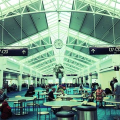 Photo taken at Portland International Airport (PDX) by Ariel Maughan S. on 8/15/2013