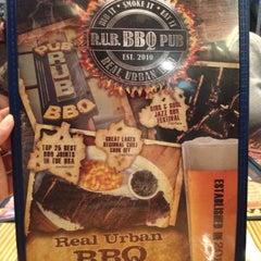 Photo taken at R.U.B. BBQ Pub by Cassandra P. on 10/5/2013