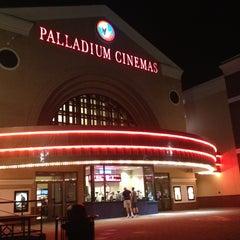 Photo taken at Regal Cinemas Palladium 14 & IMAX by Lucas R. on 8/8/2013