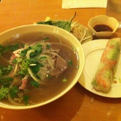 Photo taken at Pho Saigon VIP by Chris A. on 1/11/2013