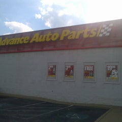 Photo taken at Advance Auto Parts by Breanna C. on 7/26/2013