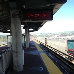 Photo taken at Dublin/Pleasanton BART Station by T.LO on 3/31/2013