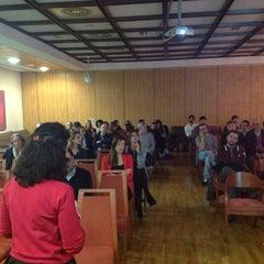 Photo taken at Deportivo Bilbao by Julio U. on 1/31/2013
