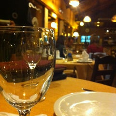 Photo taken at Restaurant La Rueda 1975 by Mayara S. on 7/28/2013