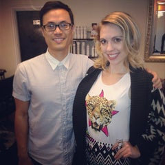 Photo taken at Ken Paves Salon by Chrystall F. on 1/23/2014