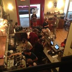 Photo taken at Birch Coffee by Oleg Y. on 8/29/2013