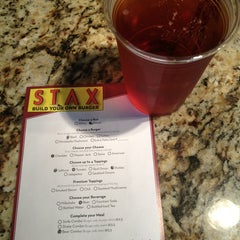 Photo taken at Stax by Chris D. on 8/15/2013