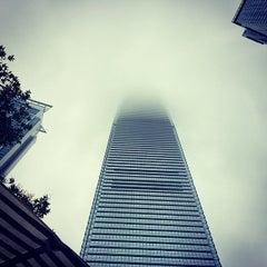 Photo taken at Civic Square 演薈廣場 by jonathan l. on 5/7/2014