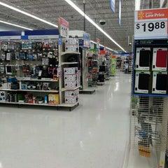 Photo taken at Walmart Supercenter by Sarah H. on 6/20/2013