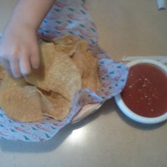 Photo taken at El Puerto Mexican Restaurant by Michael M. on 8/24/2014