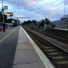 Photo taken at Royston Railway Station (RYS) by Robert on 6/22/2013
