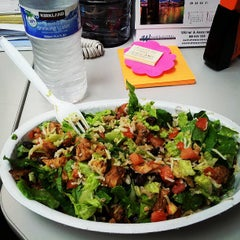 Photo taken at Chipotle Mexican Grill by Jenny P. on 7/3/2013