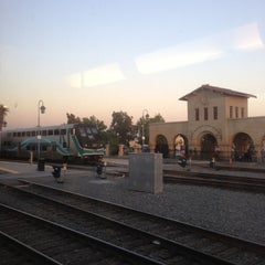 Photo taken at Metrolink San Bernardino Station by Eric B. on 4/21/2013
