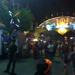 Photo taken at วัดเทพลีลา พระอารามหลวง (Wat Thep Leela) by wiboon on 11/28/2012