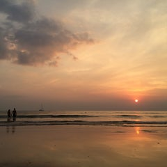 Photo taken at Apsaras Beach Resort And Spa Phang Nga by kugolf2004 on 2/6/2015