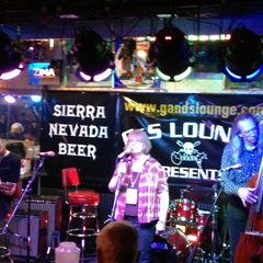 Photo taken at G & S Lounge by Cash E. on 3/15/2013