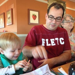 Photo taken at IHOP by Lisa F. on 9/7/2014