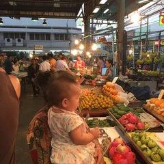 Photo taken at ตลาดใหม่นาเกลือ by Dmytro D. on 1/6/2015