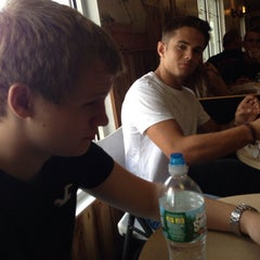 Photo taken at Bagels & Brunch by Ricky P. on 9/8/2014