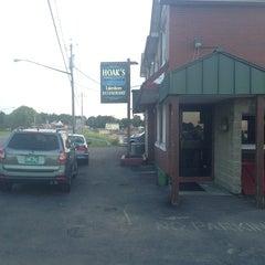 Photo taken at Hoak's Lakeshore Restaurant by Ricky P. on 7/7/2013