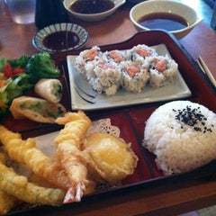 Photo taken at Sushi Time by Samantha J. on 7/11/2013