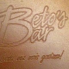 Photo taken at Beto's Bar by Leonardo L. on 6/29/2013