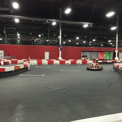 Photo taken at K1 Speed Anaheim by Bo-Jwees on 2/16/2015