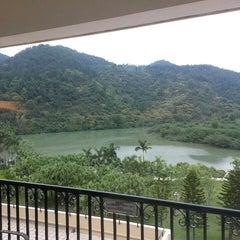 Photo taken at Bishuiwan Hot Spring Holiday Inn Resort by Petr S. on 4/9/2013