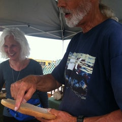 Photo taken at Monument Farmer's Market by Cyn on 7/26/2014