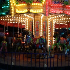 Photo taken at Florya Lunapark by Pnr p. on 9/27/2013