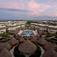 Photo taken at Grand Riviera Princess Resort & Spa by Isis Yazmin S. on 7/9/2013