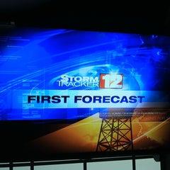 Photo taken at WBOY-TV 12 News by Bryan S. on 4/13/2013