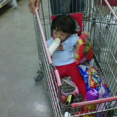 Photo taken at Carrefour by ayu p. on 5/27/2013