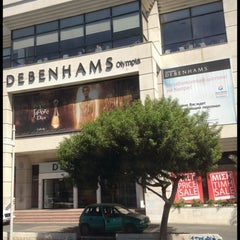 Photo taken at Debenhams Olympia by 🎀Анна Т. on 7/28/2013