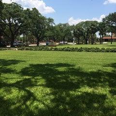 Photo taken at Texas A&M University-Kingsville by Anastasiya T. on 8/5/2014