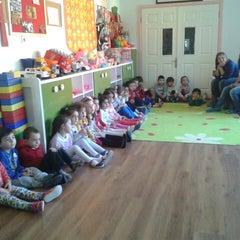 Photo taken at SDÜ Kreş by Fulya A. on 10/21/2014