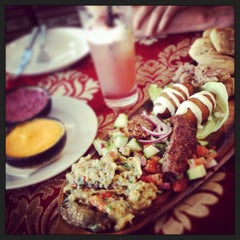 Photo taken at Ahmet's Turkish Restaurant by Mandi W. on 5/4/2015