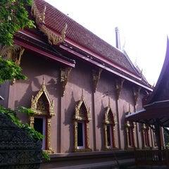 Photo taken at วัดสุนทรธรรมิการาม (Wat Sunthon Thammikaram) by Kaikong on 5/24/2013