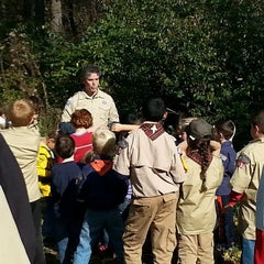 Photo taken at D Bar A Scout Ranch by Manuel C. on 10/25/2014