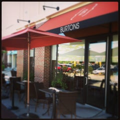 Photo taken at Burtons Grill by Stephen S. on 8/25/2013