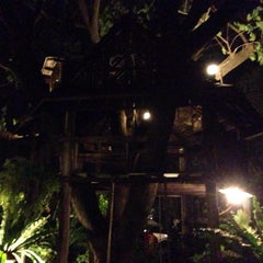 Photo taken at The Tree House Hotel by MoNg M. on 8/16/2015