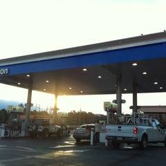 Photo taken at Chevron by Edward L. on 2/20/2013