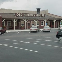 Photo taken at Old Hickory House by Ryan W. on 7/1/2013