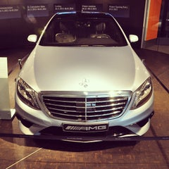 Photo taken at Mercedes-Benz Museum by Tudor T. on 12/12/2013