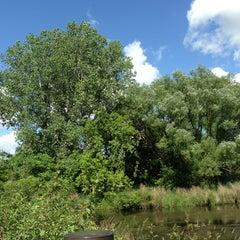 Photo taken at Portage Creek Bicentennial Park by Glenn B. on 6/13/2013