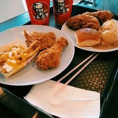 Photo taken at KFC by Suhaila A. on 5/2/2015