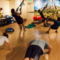Photo taken at One Boulder Fitness by One Boulder Fitness on 10/12/2015
