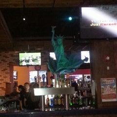 Photo taken at America's Bar by Amanda C. on 11/22/2013